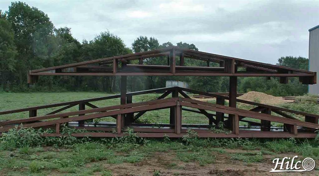 Metal Building Truss