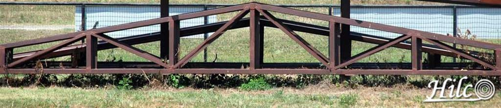 Large Metal Roofing Trusses